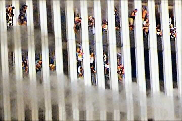 September 11 Bodies Hitting Ground