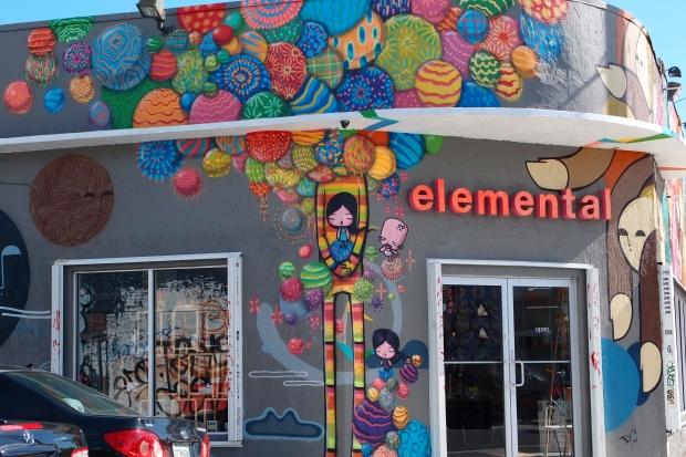 groovy storefront, Miami