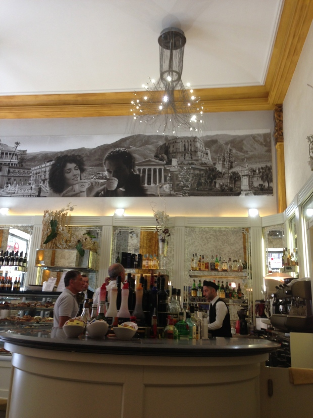Touring Cafe, Palermo