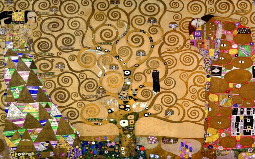 The Tree of Life, Gustaf Klimt, 1905