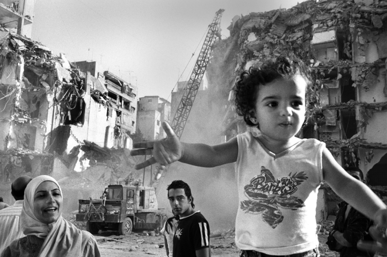 from Ordinary Lives: Barbie Girl, Beirut 2006