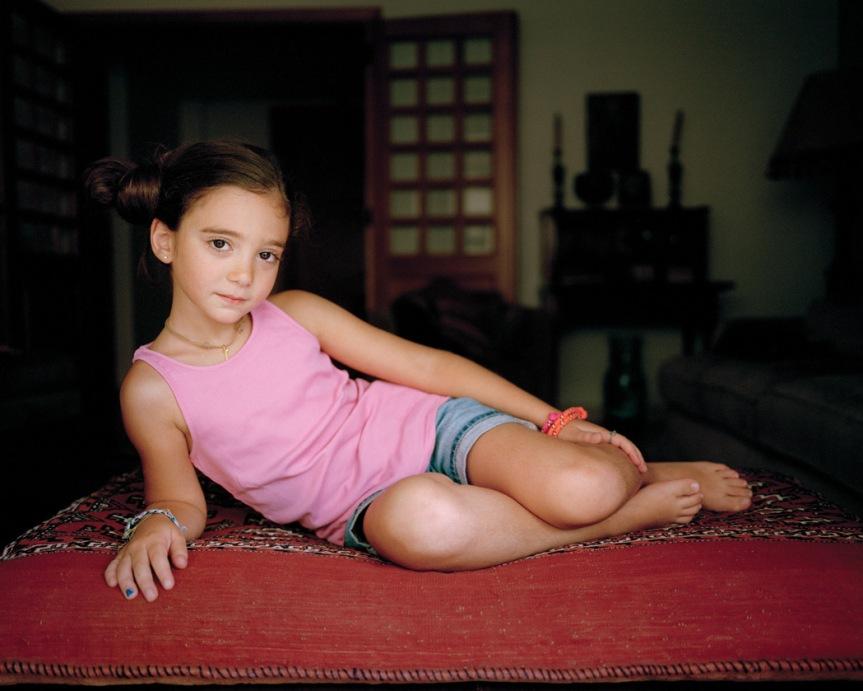 L'Enfant Femme: Clara, 8 #1 Beirut 2012
