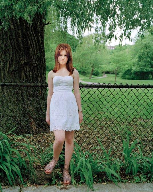 L'Enfant Femme: Jesse, 13 #2 Brookline, Massachusetts 2011