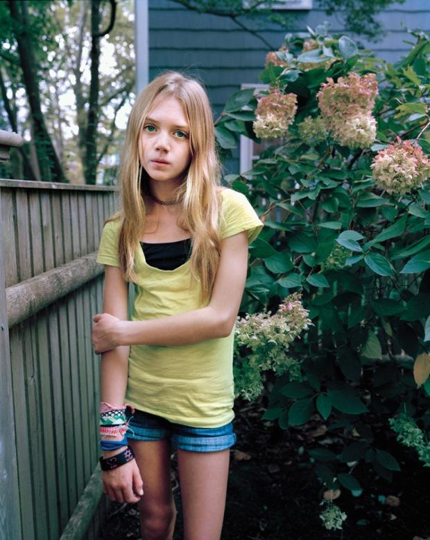 Molly, 12, Brookline 2011