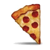 Pizza emoji NEW